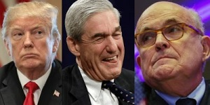 Trump, Mueller and Giuliani